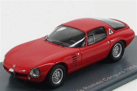 Alfa Romeo Canguro 1964 Red Neo43170 1