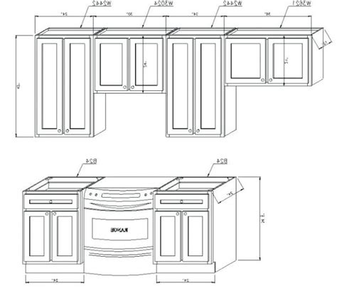 Upper Kitchen Cabinet Depth Best Free Home Design