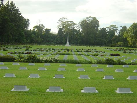 Find A Grave: Lae War Cemetery and Memorial