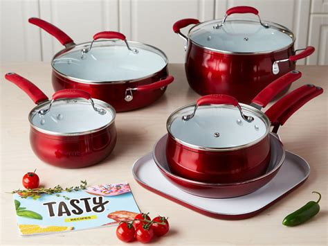 cookware tasty sets cute affordable line these everything cooking consumer reports cook light walmart zoom experts according