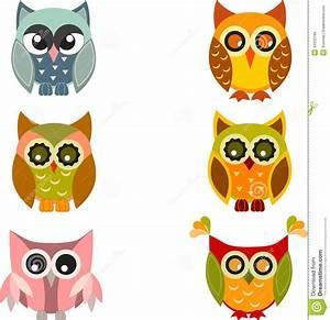 Hibou, Owl Illustration, Owl Vector Illustration Stock ...