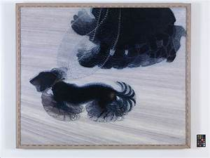 Dinamismo di un cane al guinzaglio (Dynamism of a Dog on a Leash)
