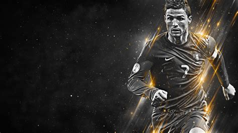 Cr7 Real Name Cristiano Ronaldo Cr7 Artwork Nike Wallpapers