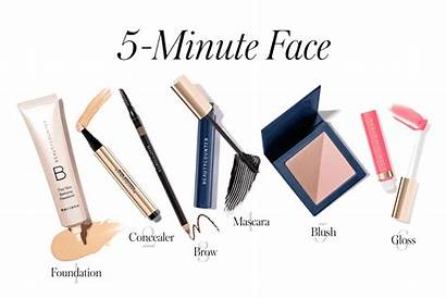 Toxic Non Beautycounter Makeup Drugstore Flawless Five