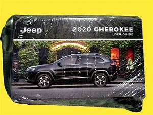 20 2020 Jeep Cherokee Owners Manual User Guide Sport