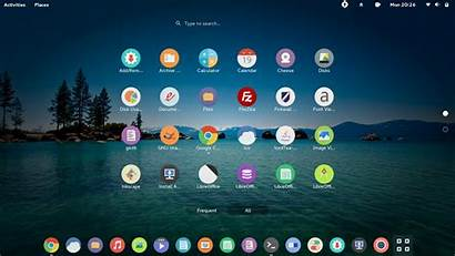 Os Apricity Linux Desktop Arch Based Software