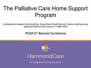 The Palliative Care Home Support Program