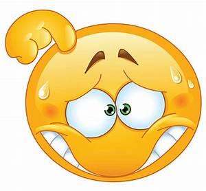 Embarrassed Smiley | Symbols & Emoticons