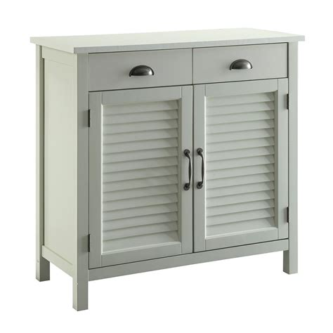 accent cabinet with doors usl white accent cabinet 2 shutter doors and 2