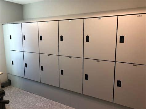 gettysburg college cub custom phenolic lockers