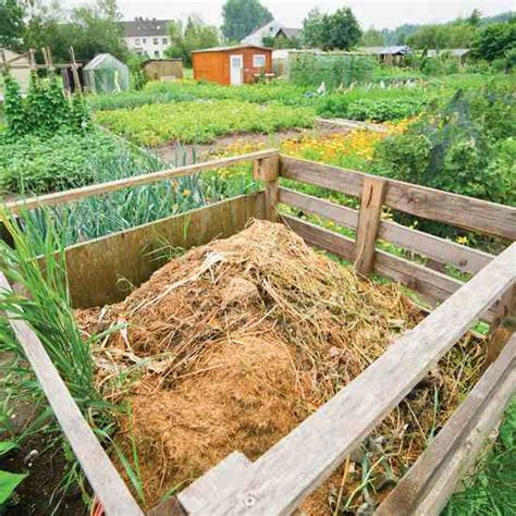 how to use compost gardening earth living