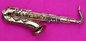 Selmer Alto Sax Mouthpiece Chart Selmer 1949 Super Balanced Action Bb Tenor 38 994