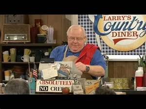 Larry's Country Diner - Don't forget the promise! - YouTube