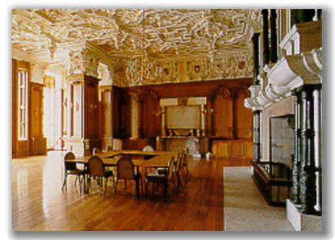 Harlaxton Manor, the British campus of the University of ...