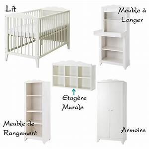 Chambre De Bébé Ikea : deco chambre bebe fille ikea ~ Premium-room.com Idées de Décoration