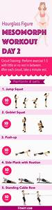 Mesomorph Full-Body Workout Routine - Day 2
