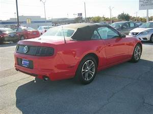 Used 2014 Ford Mustang V6 Convertible for Sale - Chacon Autos