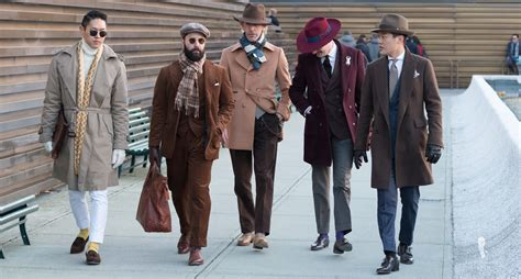 pitti uomo  street style impressions dos donts gentlemans gazette