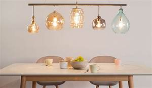 Lampen Mit Perlenfransen : deze hanglamp bestaat uit vijf verschillende lampen interior junkie ~ Indierocktalk.com Haus und Dekorationen