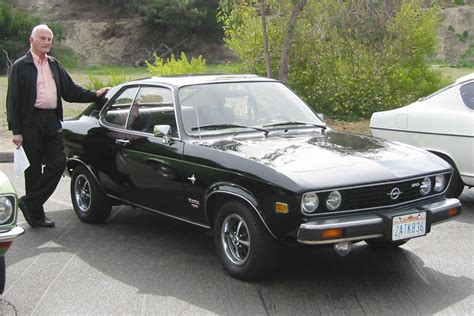 Opel Manta For Sale Usa by 1975 Opel Manta Photos Informations Articles