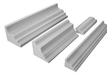 cornici decorative polistirolo polistirolo espanso per edilizia lastre e sistemi