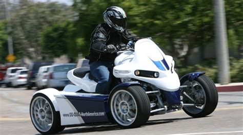 Why Aren't There Any 4 Wheel Motorcycles The Size Of Atvs
