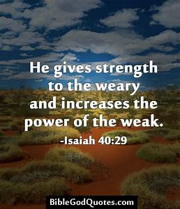Strength Quotes From The Bible. QuotesGram