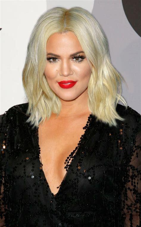 khloe kardashian hairstyle  haircuts hairstyle  women
