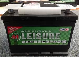 Monbat Xl 85e Leisure Battery