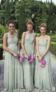 bridesmaids free light green bridesmaid dresses ruffles sleeveless floor length backless different style pretty