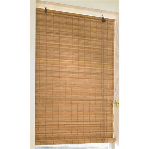 roll up bamboo blinds bamboo roll up shades 2017 grasscloth wallpaper