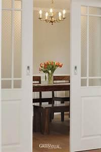 Wohnzimmertür Mit Glas : esszimmer schiebet r im mehrgenerationenhaus dachboden wohnzimmer schiebet r raumteiler und ~ Watch28wear.com Haus und Dekorationen