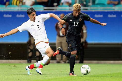 Mexico vs Germany Live Telecast TV channel Info, stream ...