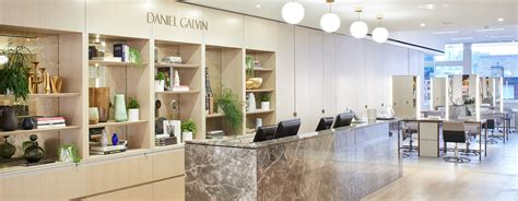 makeup hair salon selfridges daniel galvin best hairdressing colour salon