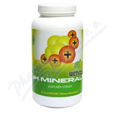 pH Minerals 320g na odkyselení organismu | SOS lékárna ...