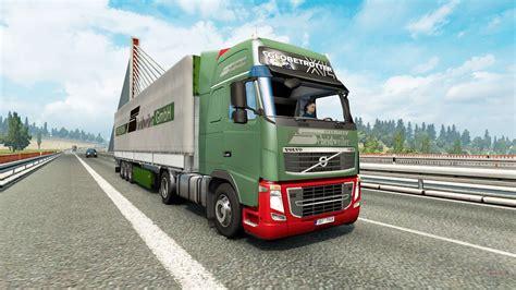 truck simulator 2 original painted truck traffic pack v3 2 para truck simulator 2