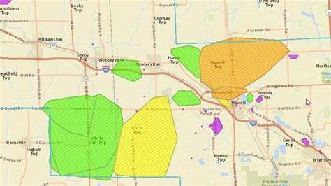 dte energy outage map  working  mobile app