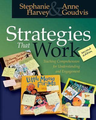 strategies  work teaching comprehension