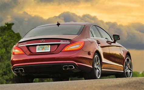 Mercedes Photo by 2012 Mercedes Cls63 Amg Photo Gallery Motor Trend