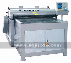 MJ 1300 multi-saw - Woodworking Machine - Products - Anji