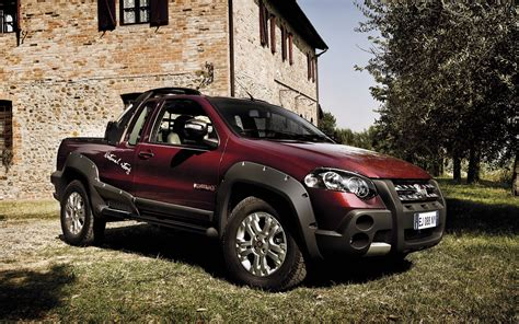 Fiat Strada by Fiat Launches Special Edition Strada Lumberjack
