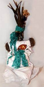 Authentic Moss Voodoo Doll - Large