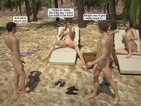 MagicIncest The Hot Orgy In Hot Sun Porn Comics Galleries