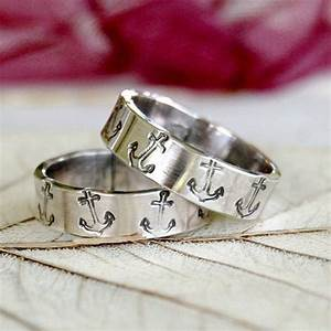1000 images about anchor obsession on pinterest With anchor wedding rings