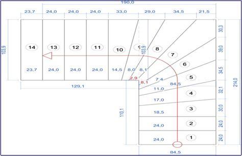 1 4 Gewendelte Treppe Konstruieren by Gewendelte Treppe Konstruieren Hauptdesign