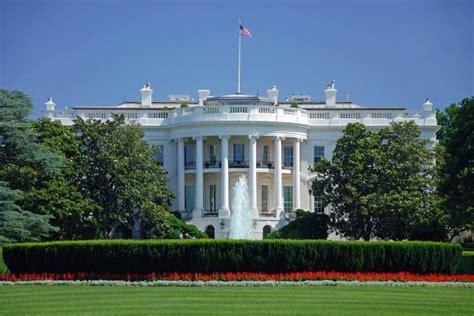 Weißes Haus In Washington Dc, Usa  Franks Travelbox