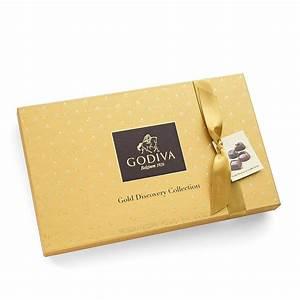 Godiva Boîte Cadeau Gold Discovery, 28 pcs Cadeau - Gift.be