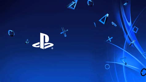 Ps4 Animated Wallpaper - ps4 logo