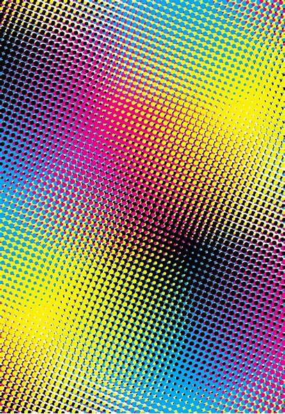 Lenticular Graphics Tracer Motion Dots Millions Starts