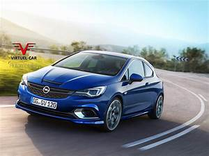 2017 Opel Astra OPC Rendered, Could Use Tuned 1.6-Liter ...